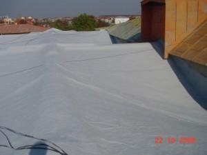 hidroizolatie acoperis nufarul